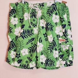 Izod Luxury Sport swim trunks size XL New